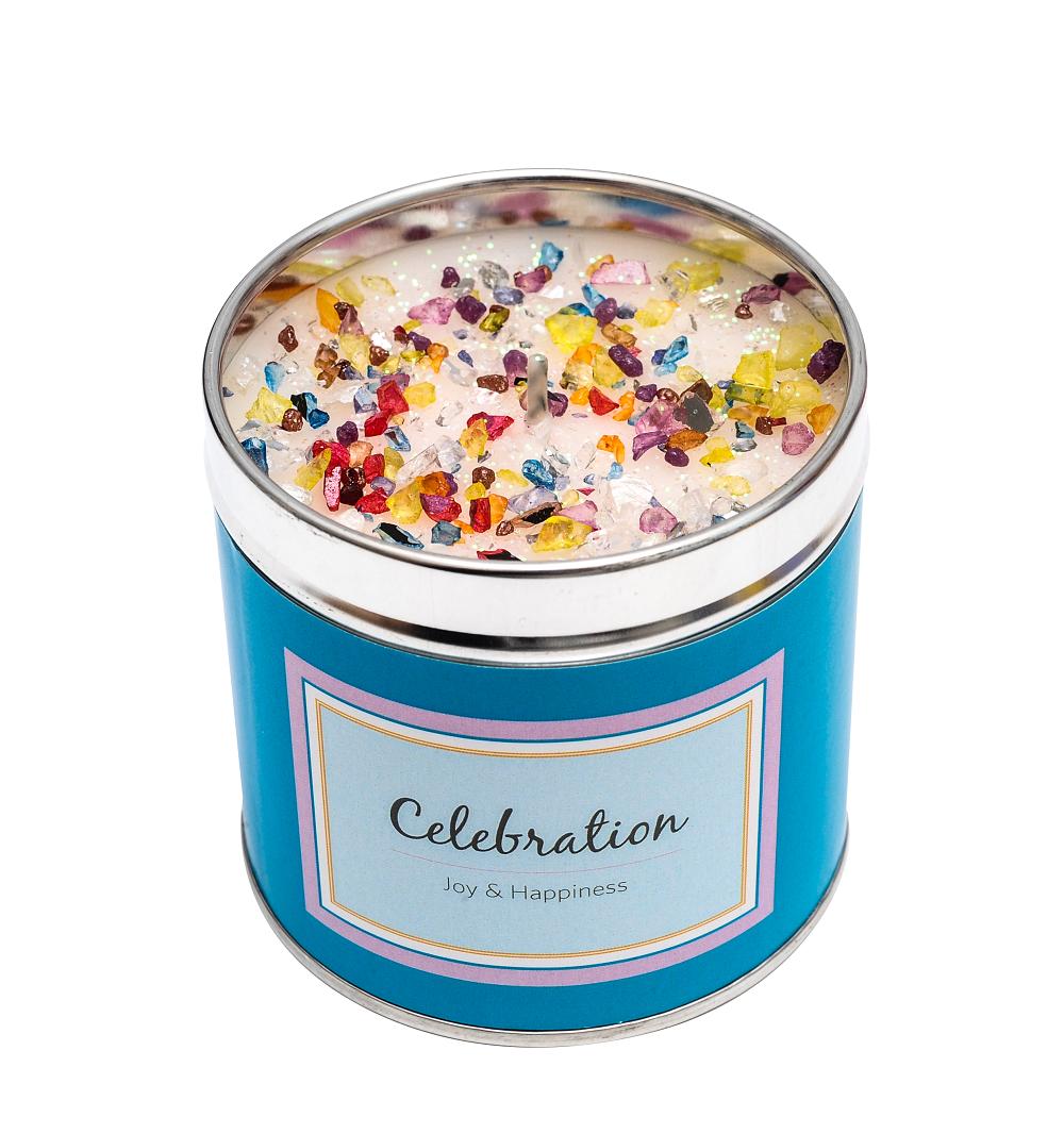 Celebration Sparkling Candle