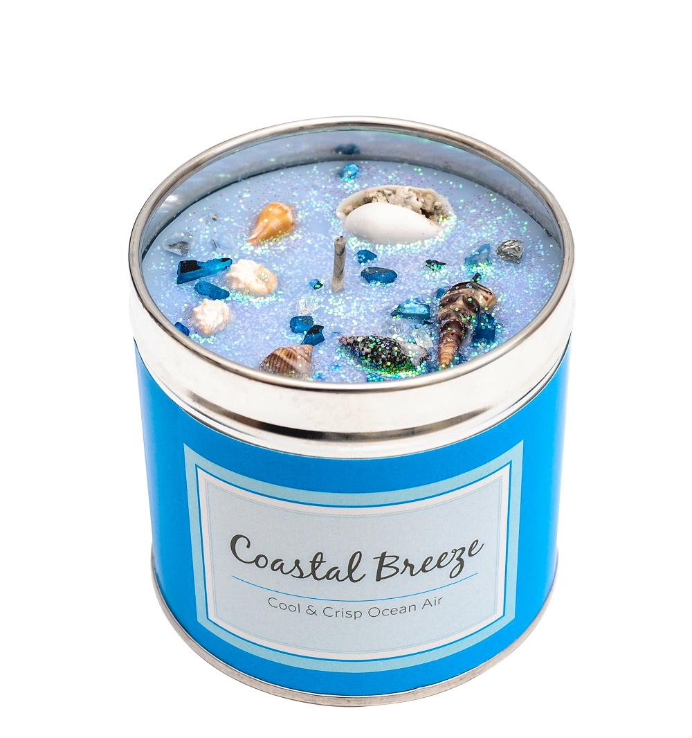 Coastal Breeze Sparkling Candle