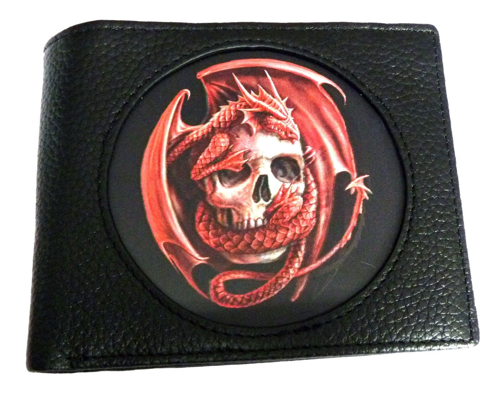 3D Dragon Skull Wallet