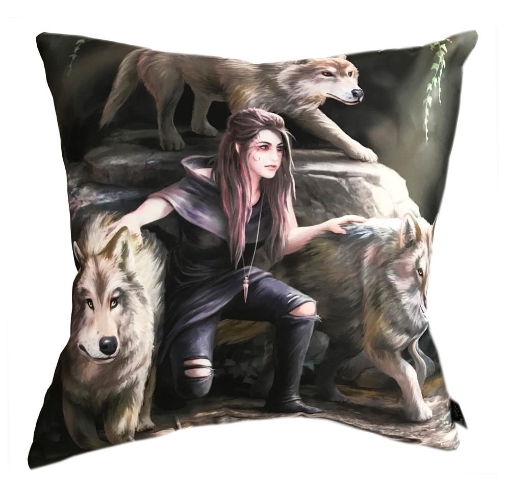 Power of Three Cushion