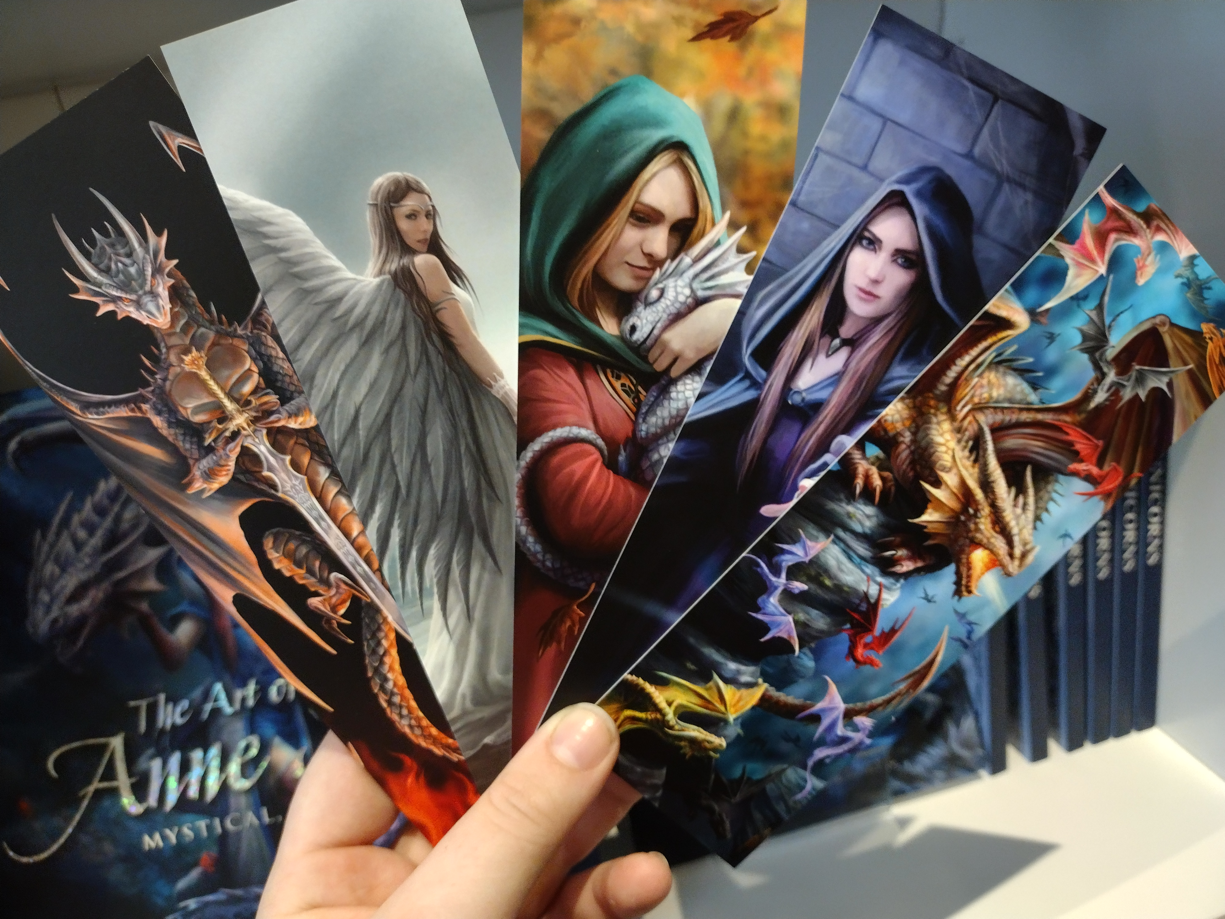 Nathan's Bookmarks (Europe)
