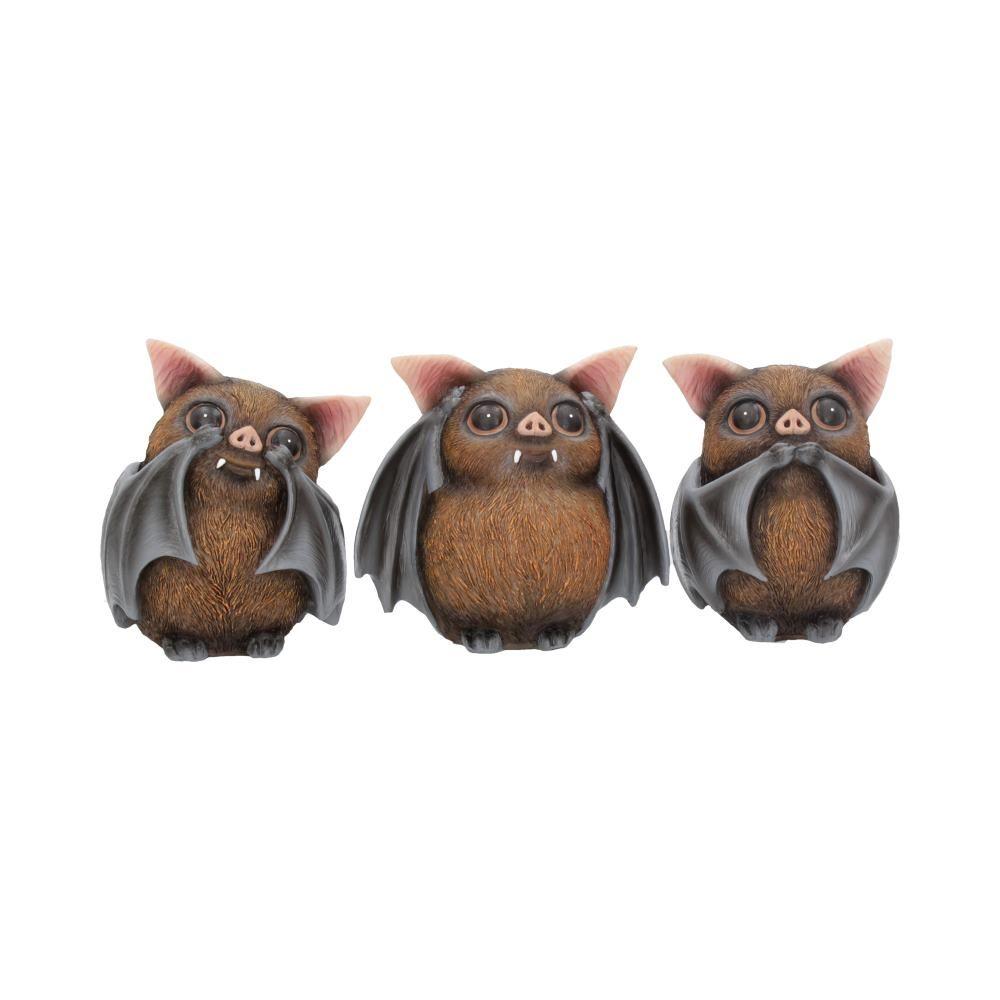 3 Wise Bats
