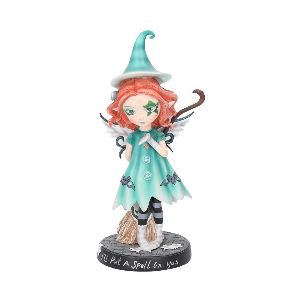 I'll Put A Spell On You Ornament