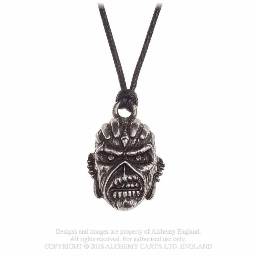 Iron Maiden Book of Souls Eddie Pendant