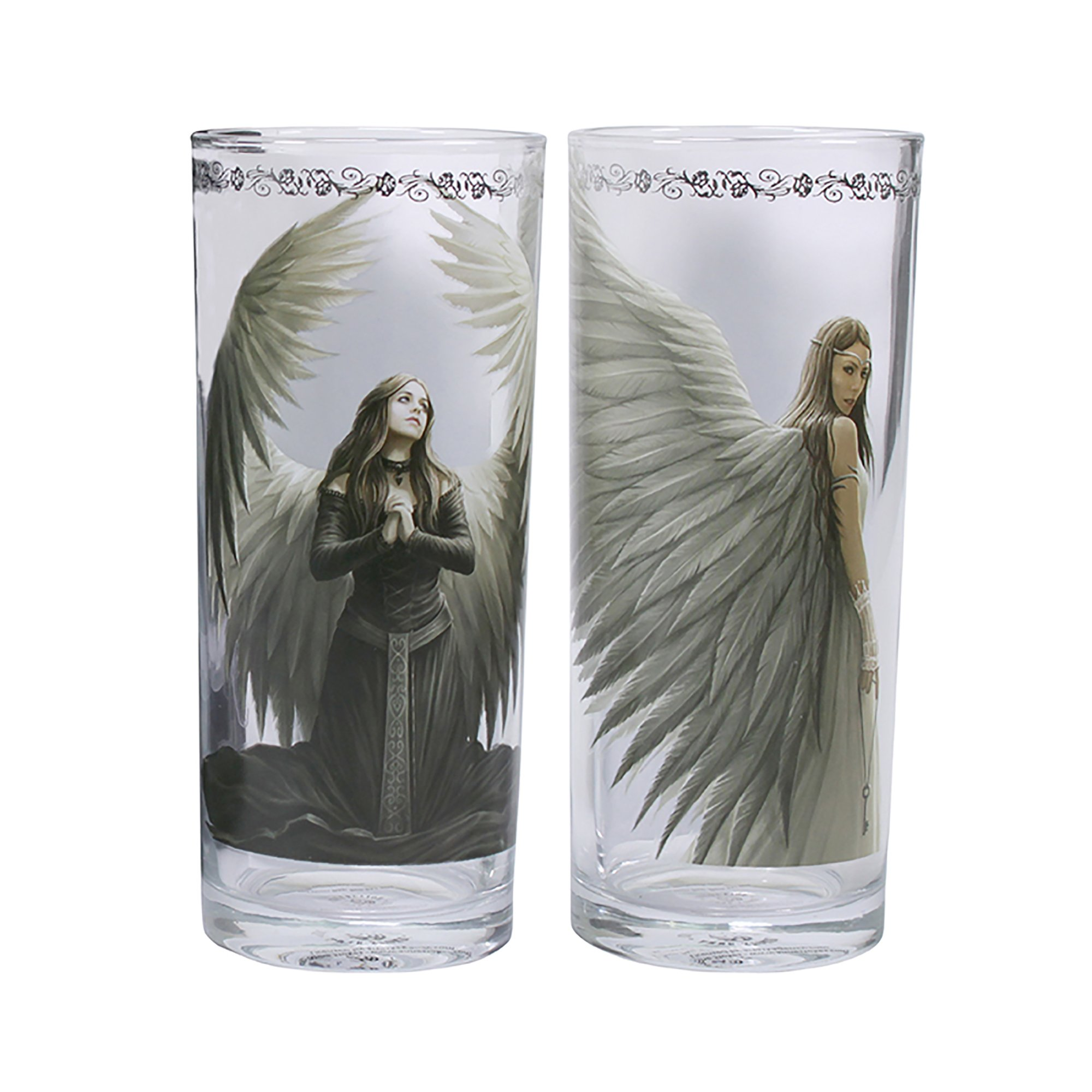 Anne Stokes Angel Glasses