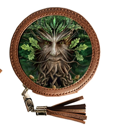 Oak King Coin Purse