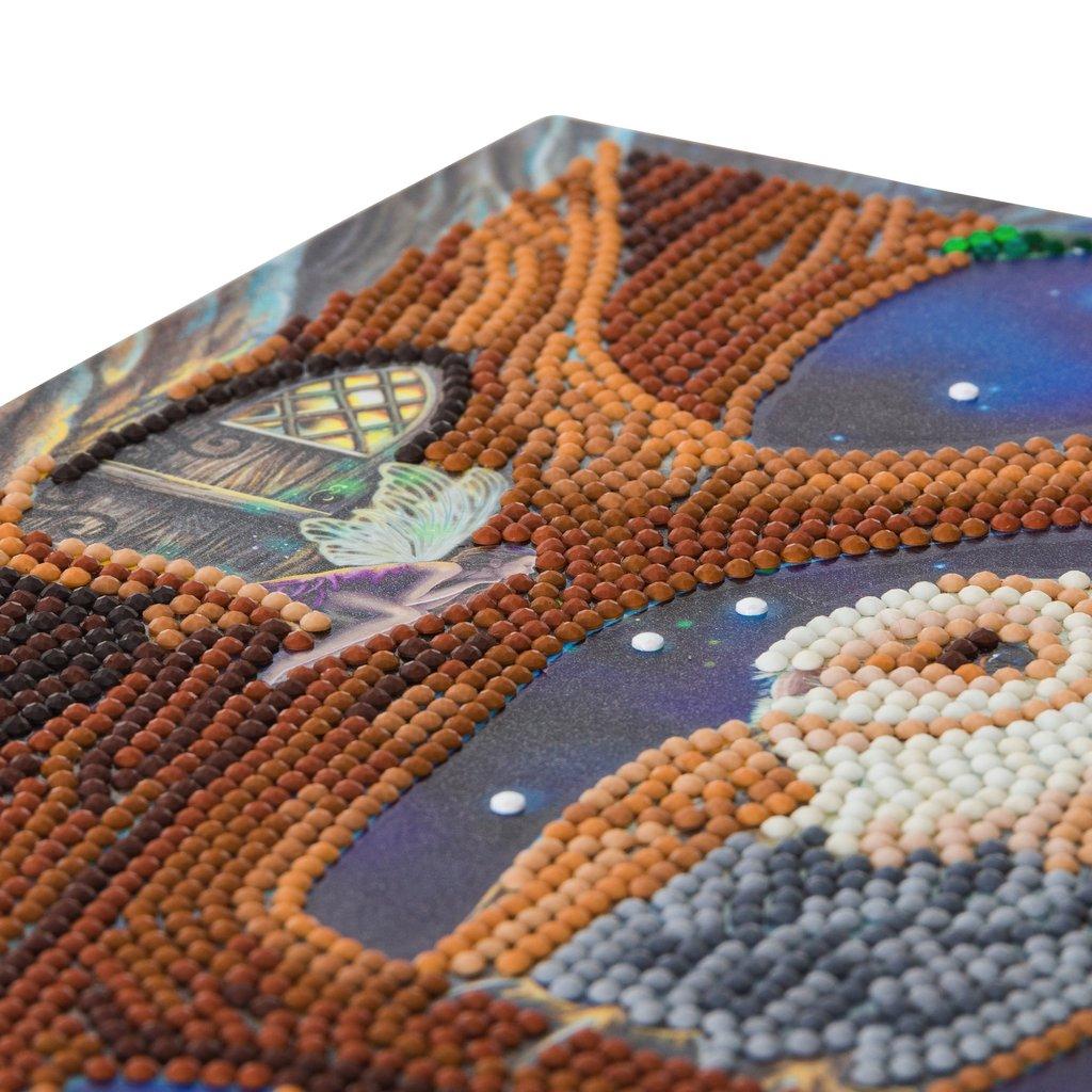 Fairy Tales Crystal Art Notebook Kit