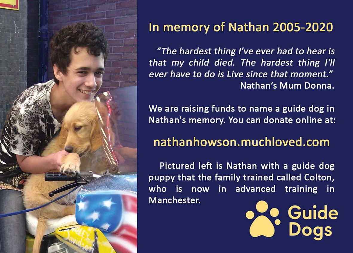 Nathan's Bookmarks (International)