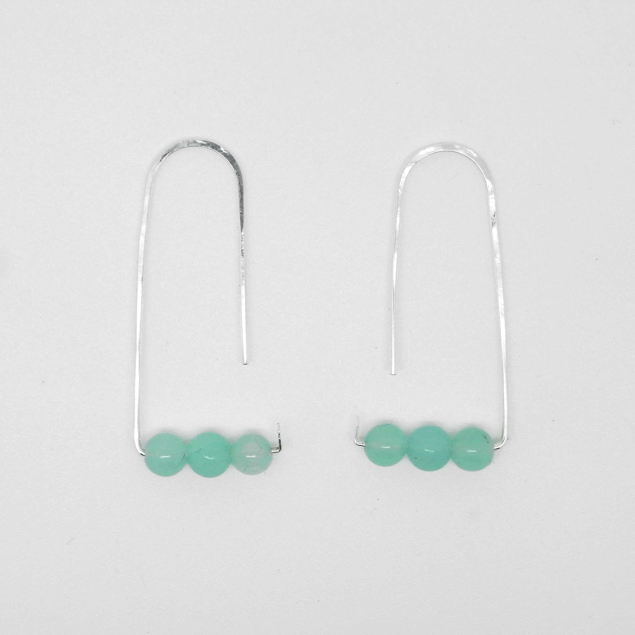 Amazonite Earrings 3