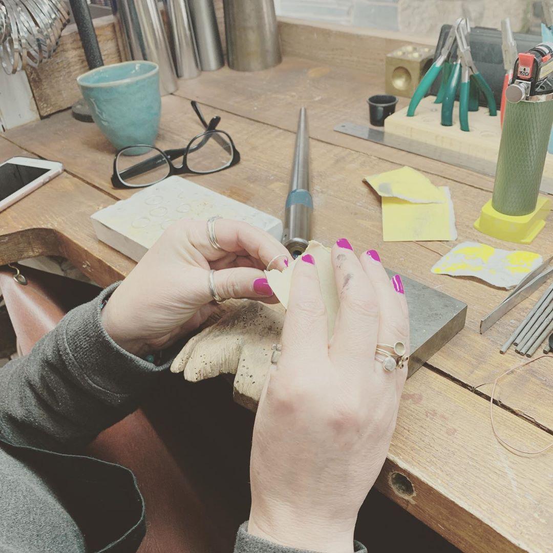 Stacking Ring Workshop Voucher