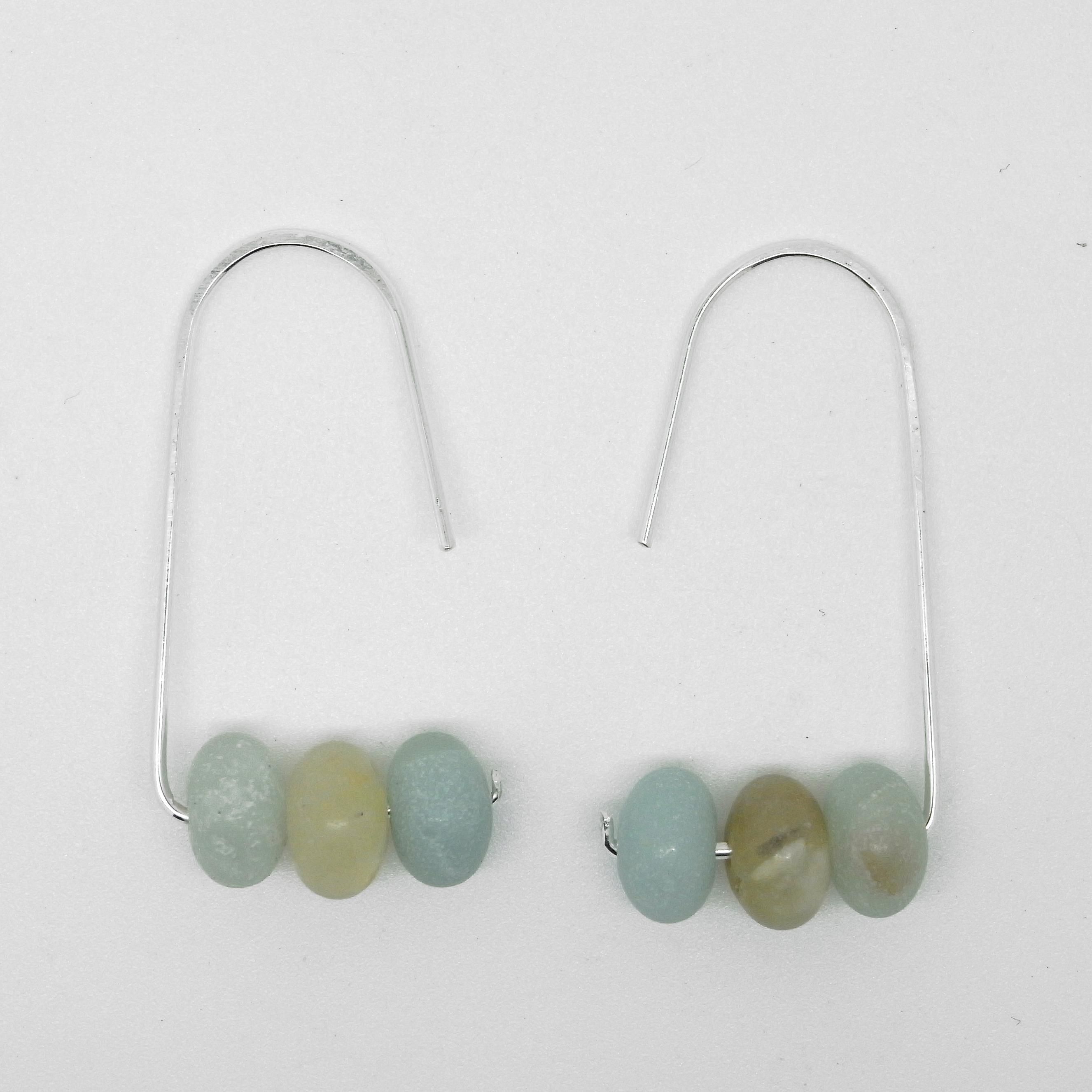 Amazonite Earrings 6