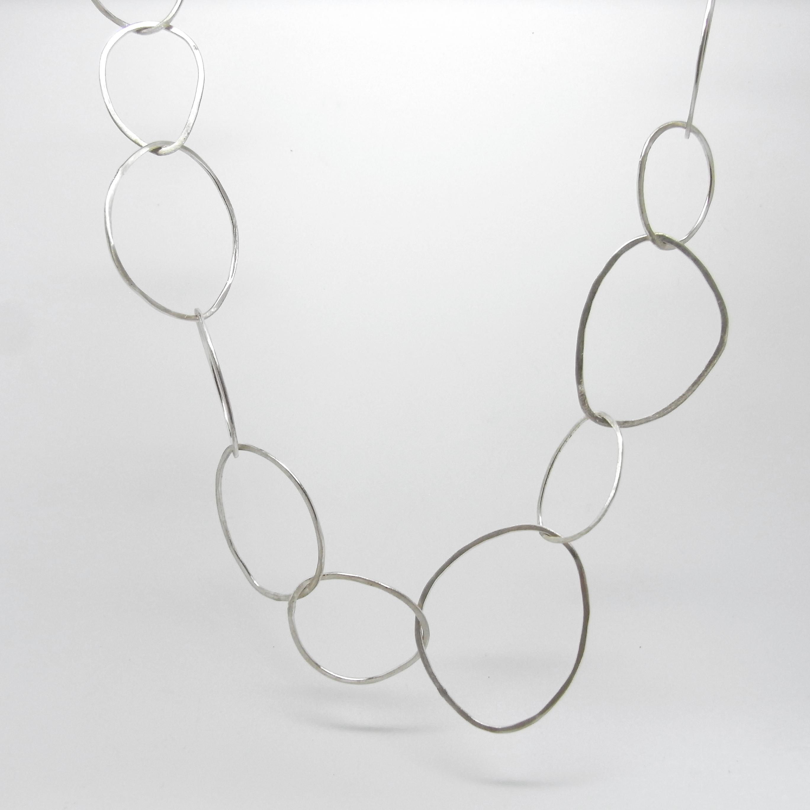 Pebble Chain Necklace