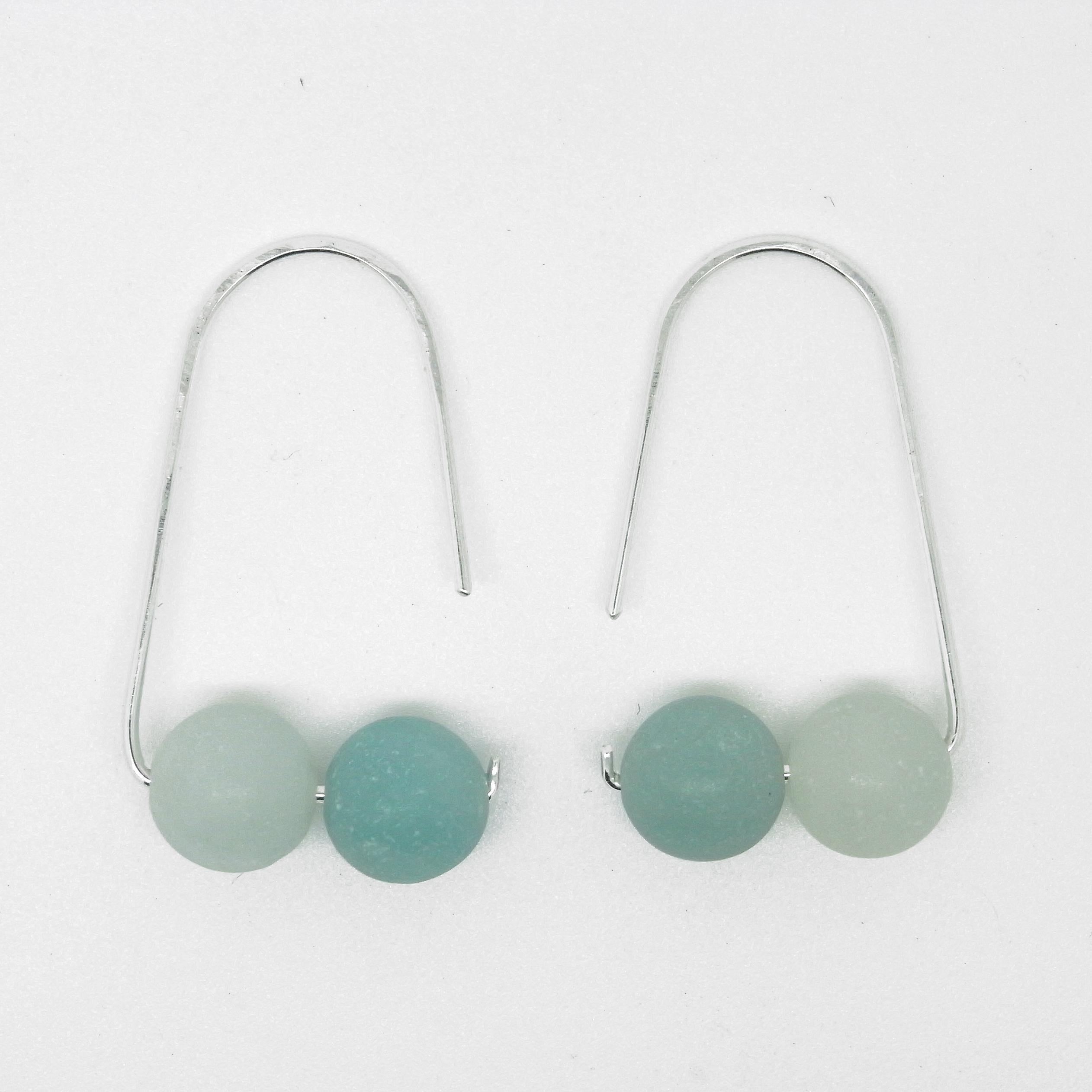 Amazonite Earrings 2