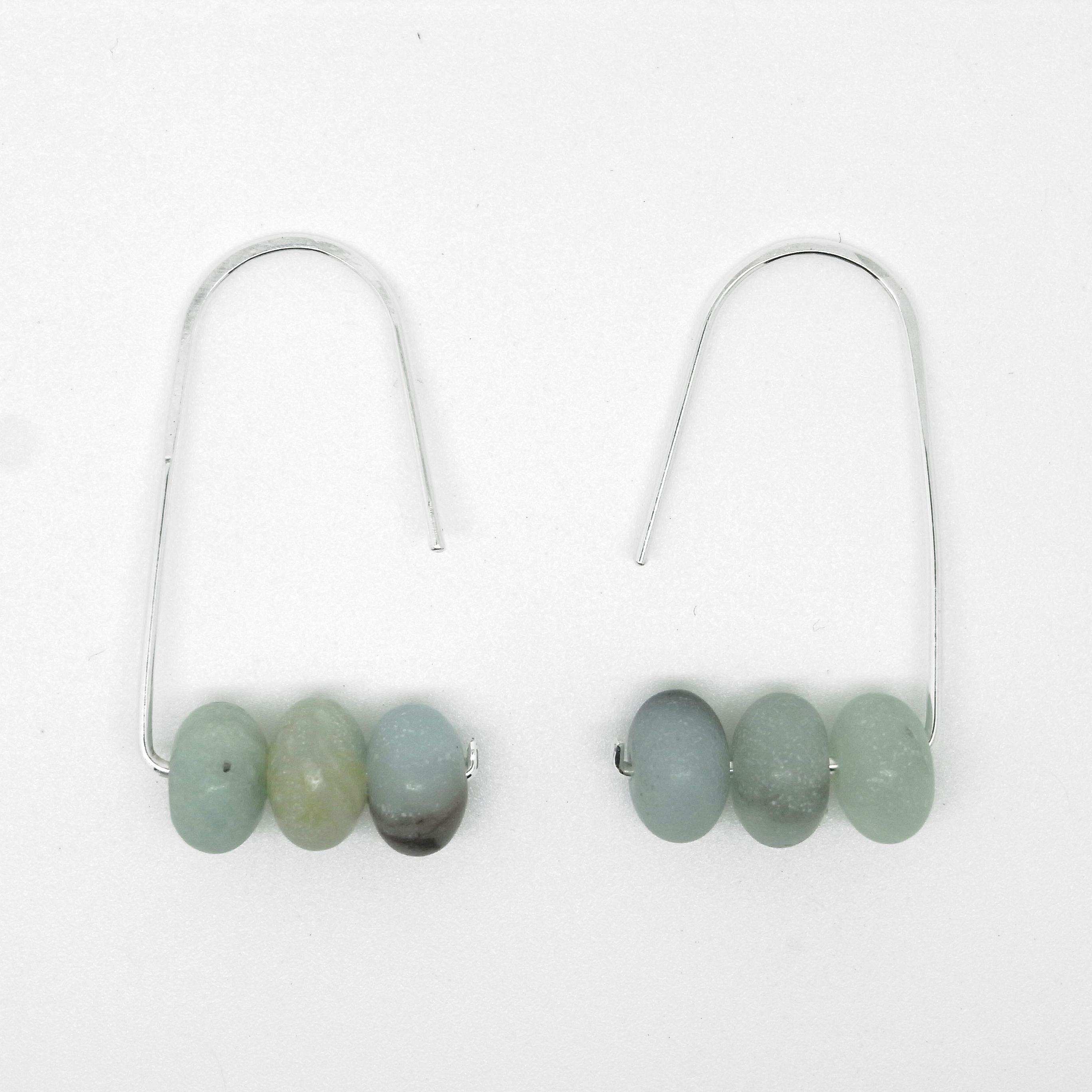 Amazonite Earrings 5