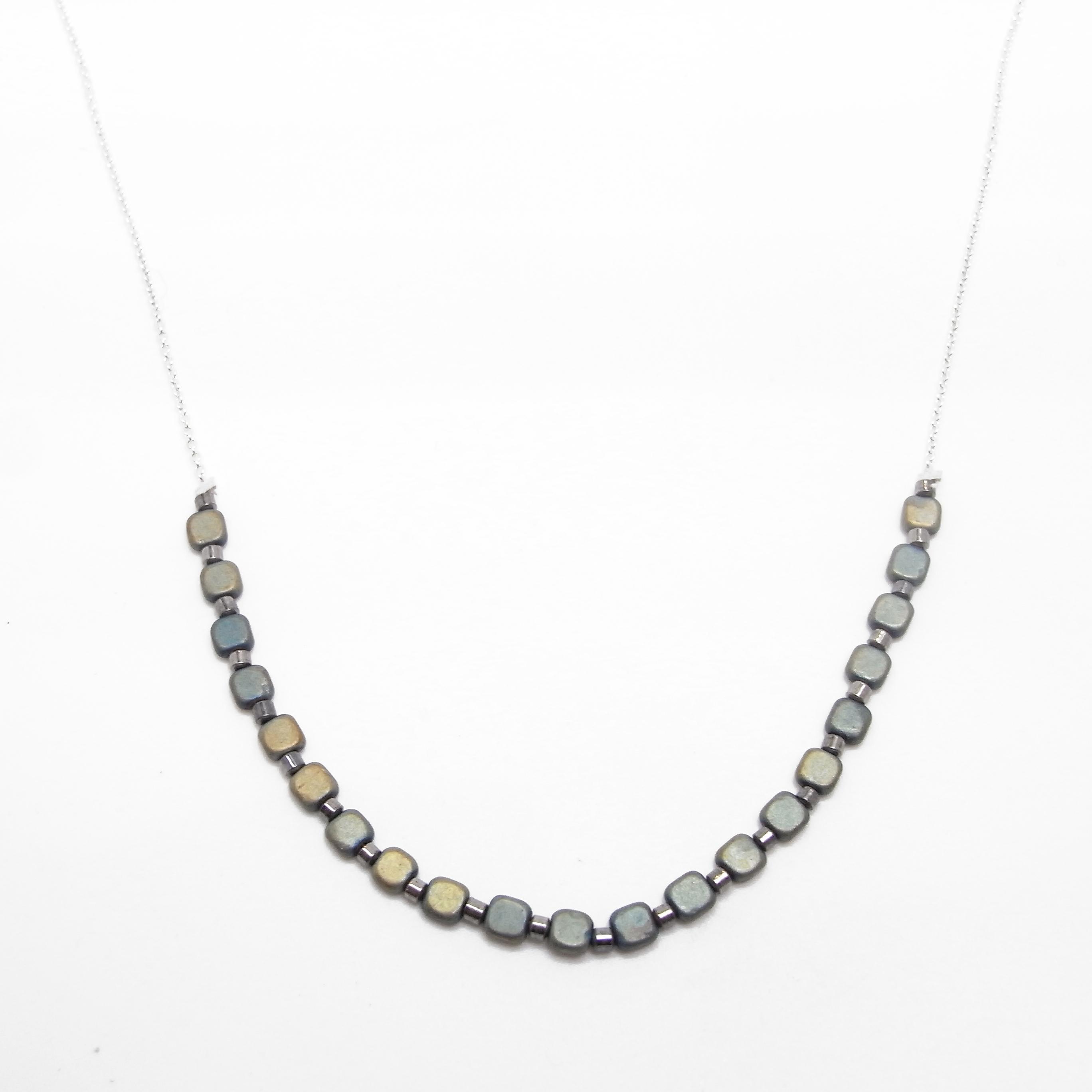 SALE - Hematite Necklace