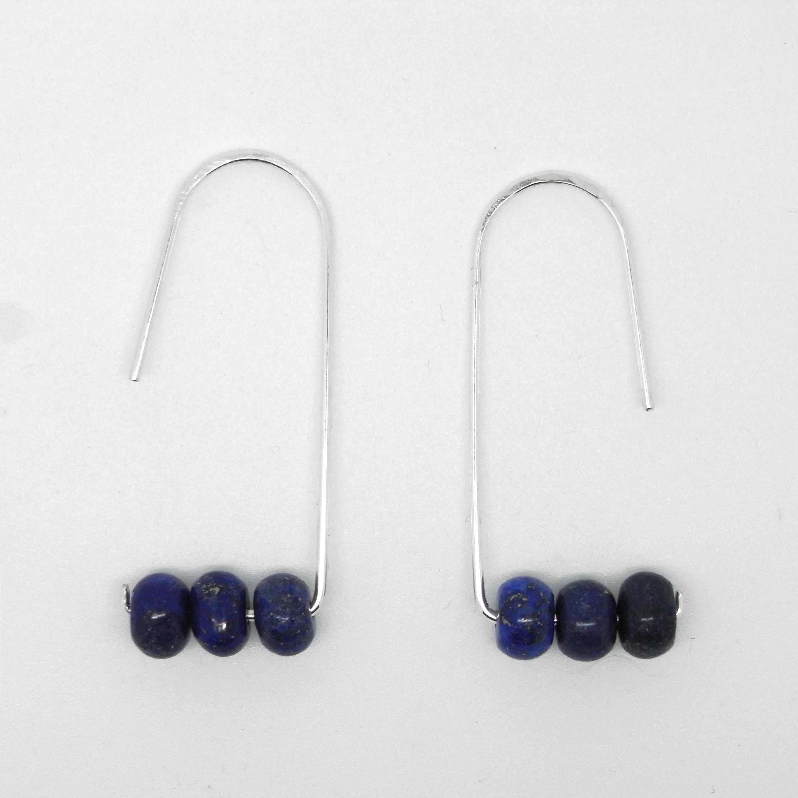 Lapis Lazuli Earrings 2