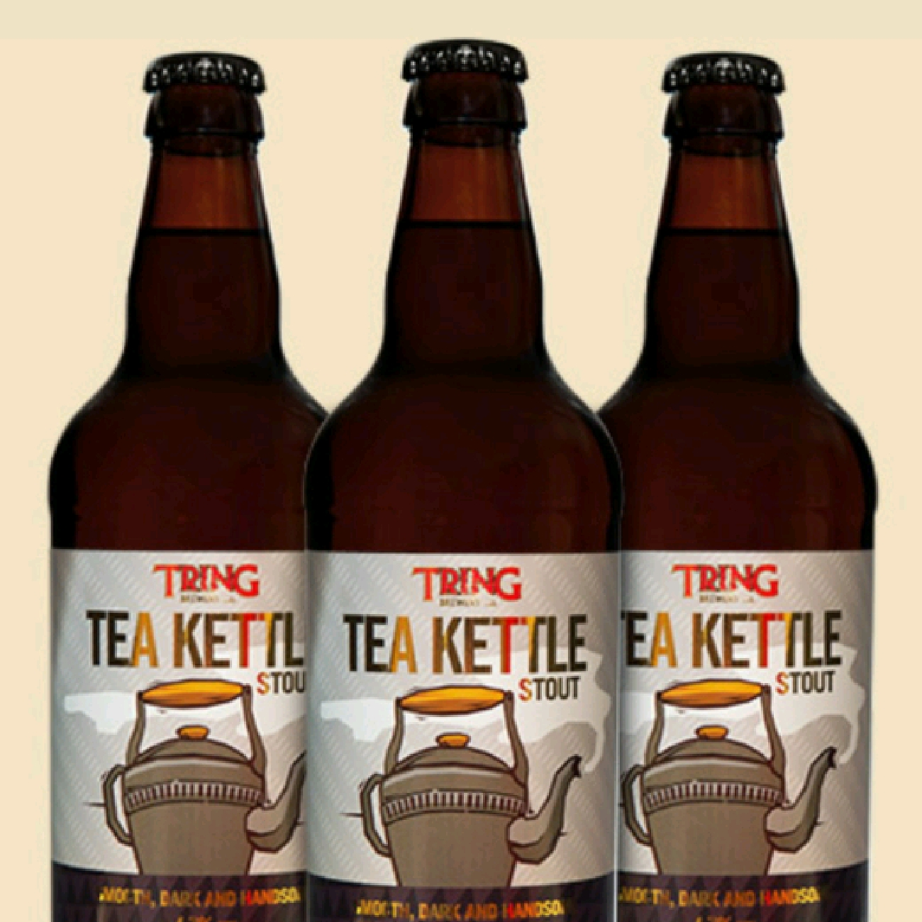 Tea Kettle Stout (Tring Brewery)