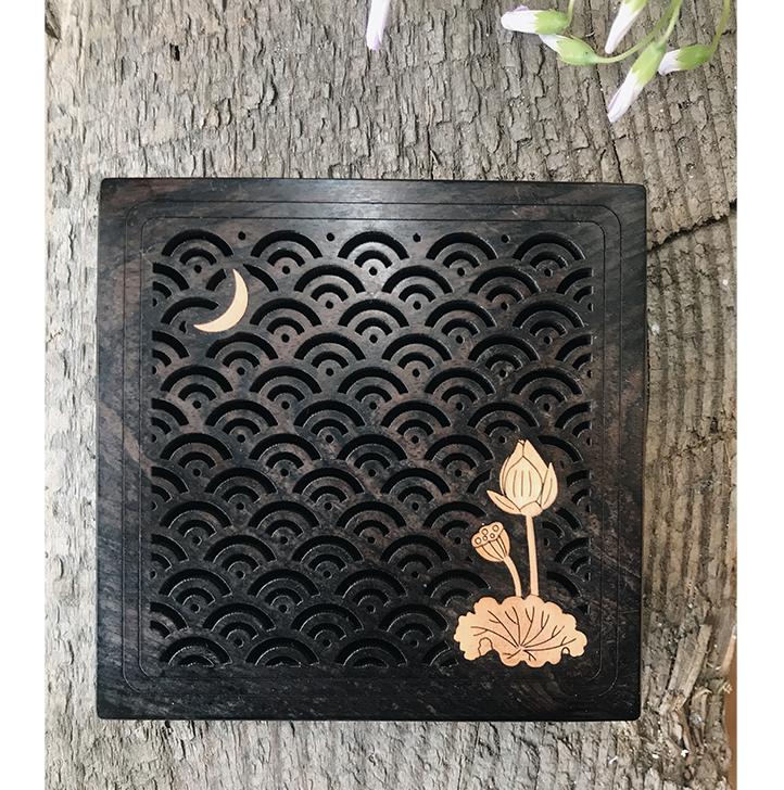 Handmade Incense Holder
