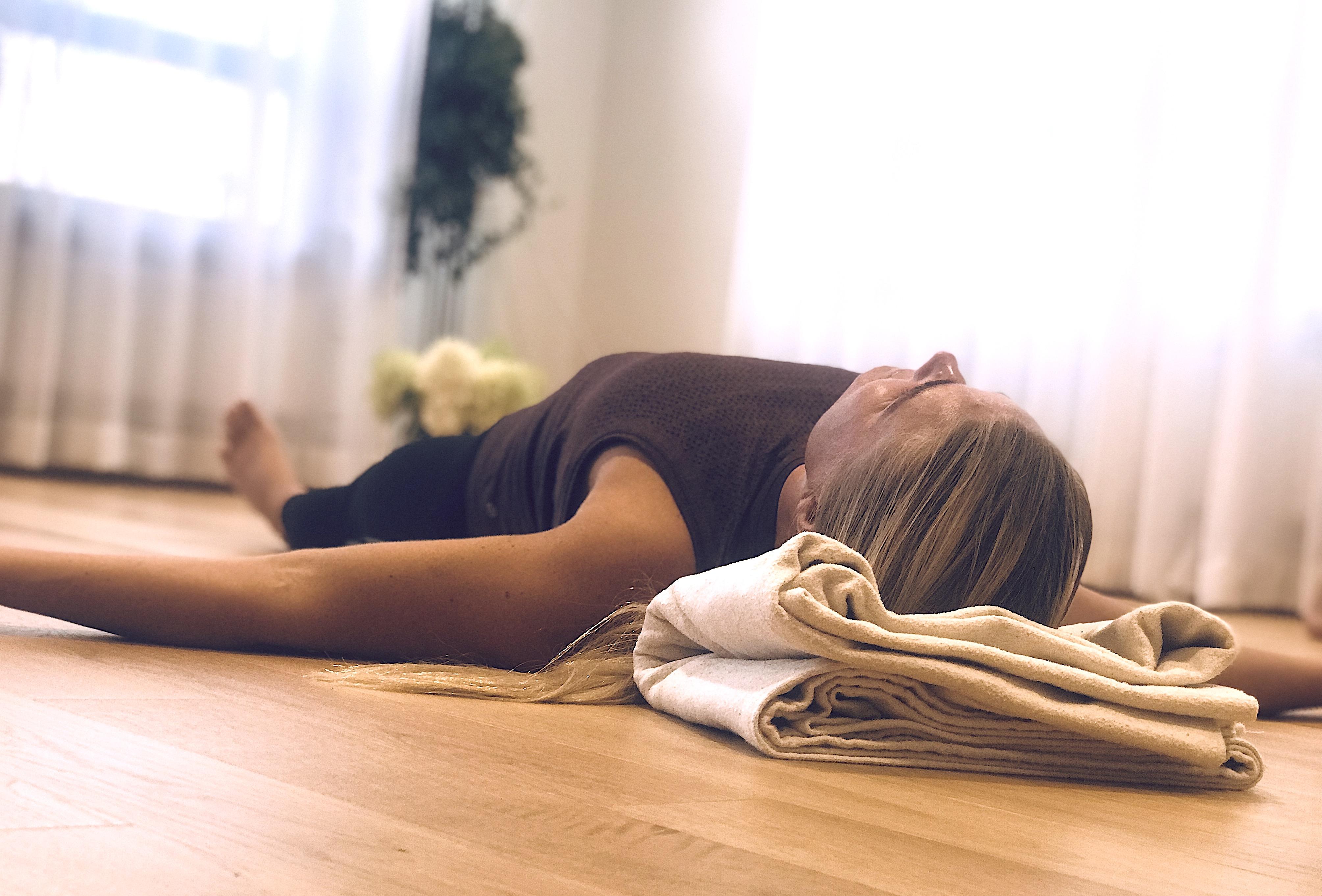 Nyårsspecial  -  Restorative yoga 3 januari