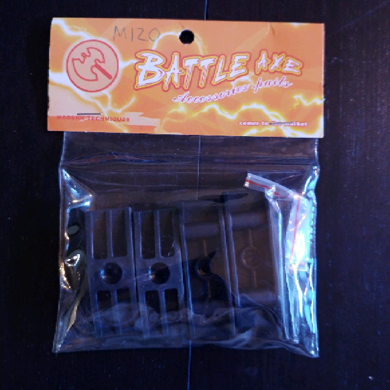 Battleaxe jägarklipp AK