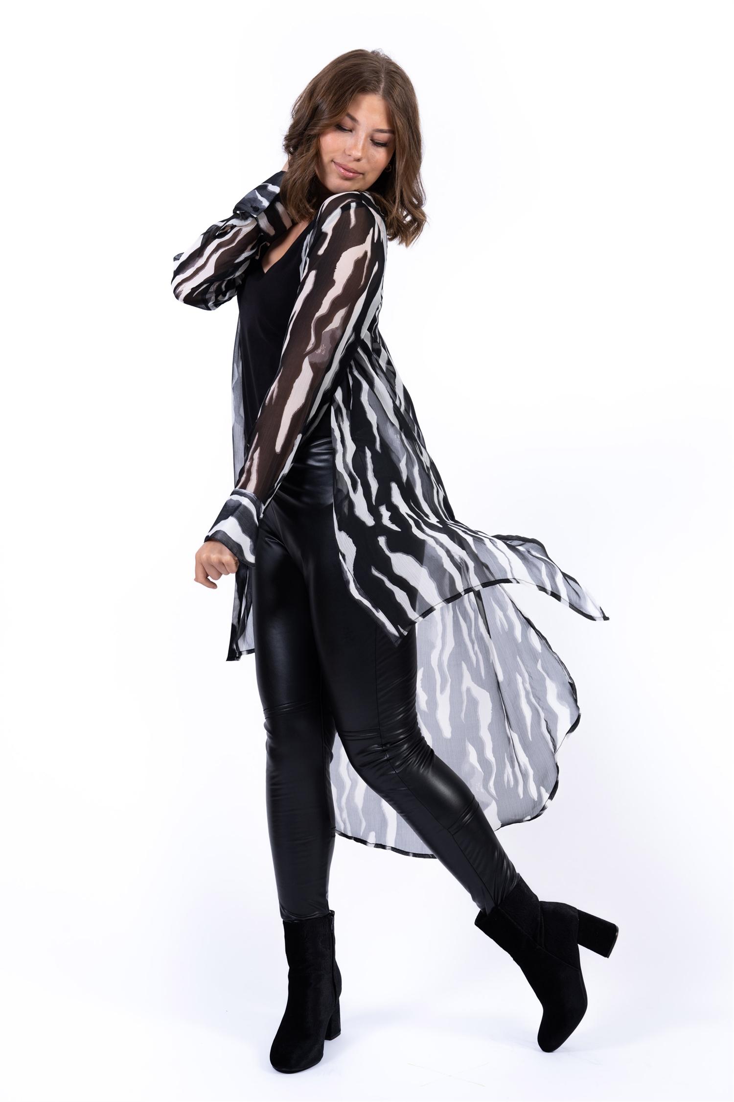 Larkin tunika, black
