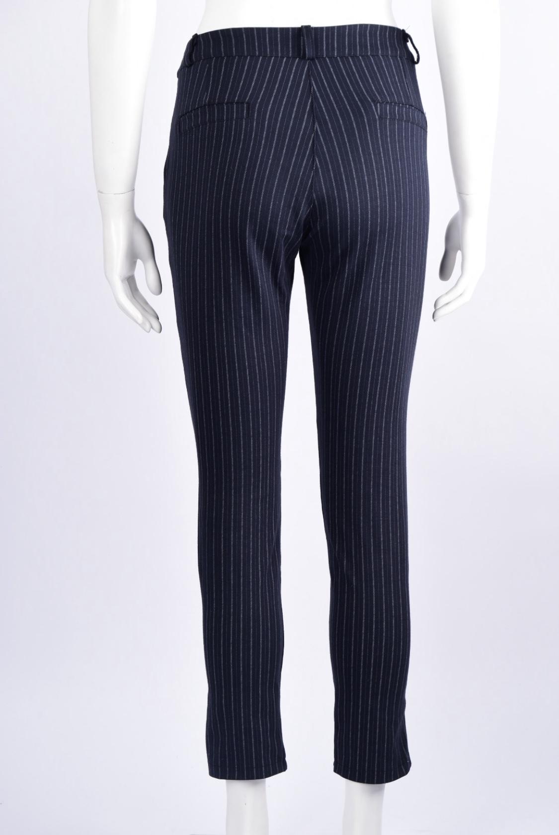 Lisa blue stripe