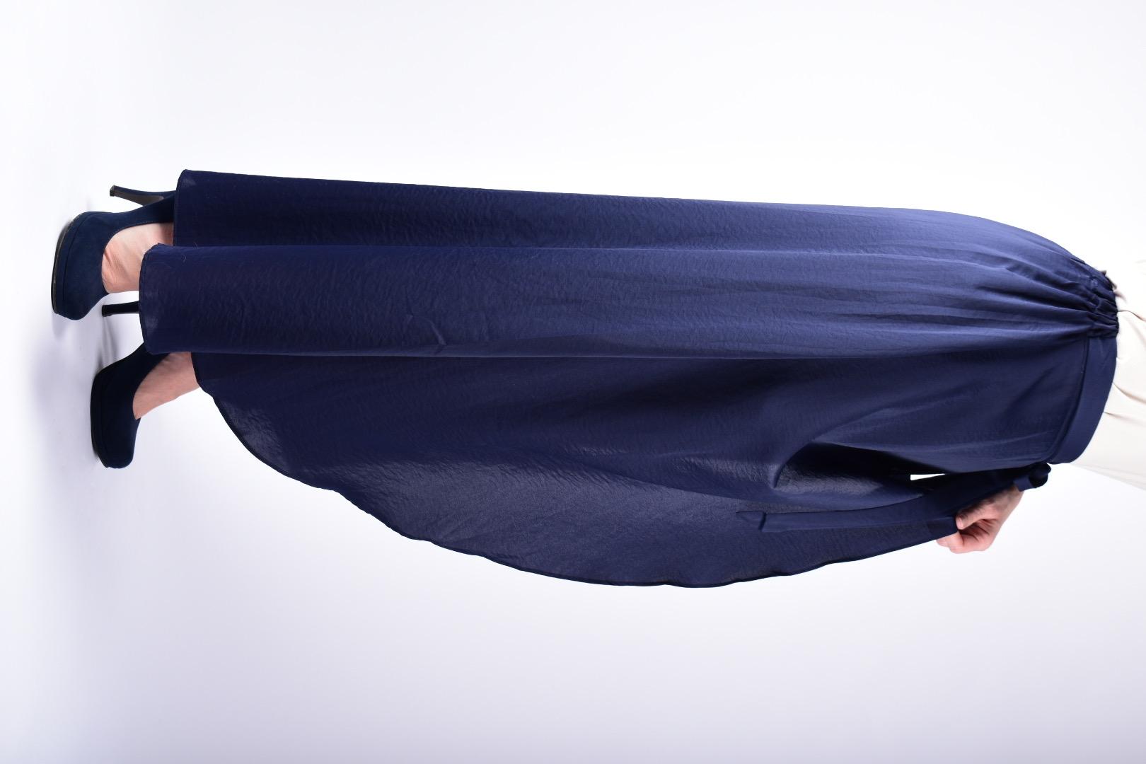 SVAL, omlottkjol blå