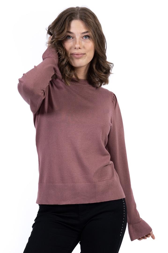 Julie sweater, Autumn rose
