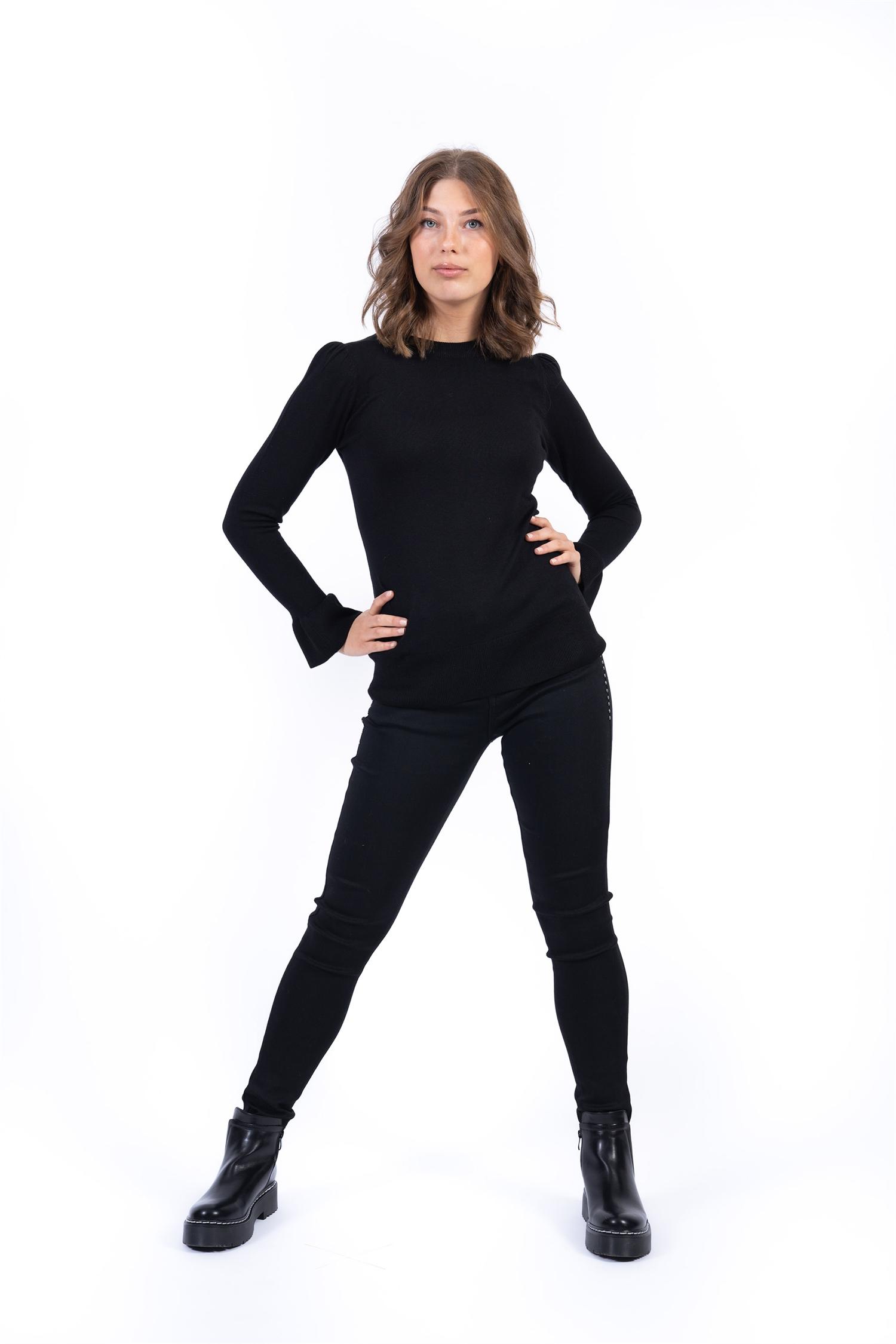 Julie sweater, black