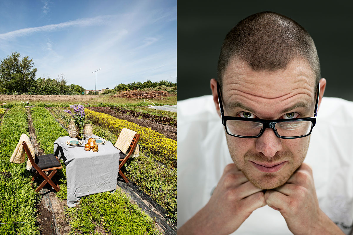 Farm to table med Martin Hansens 2020.09.05