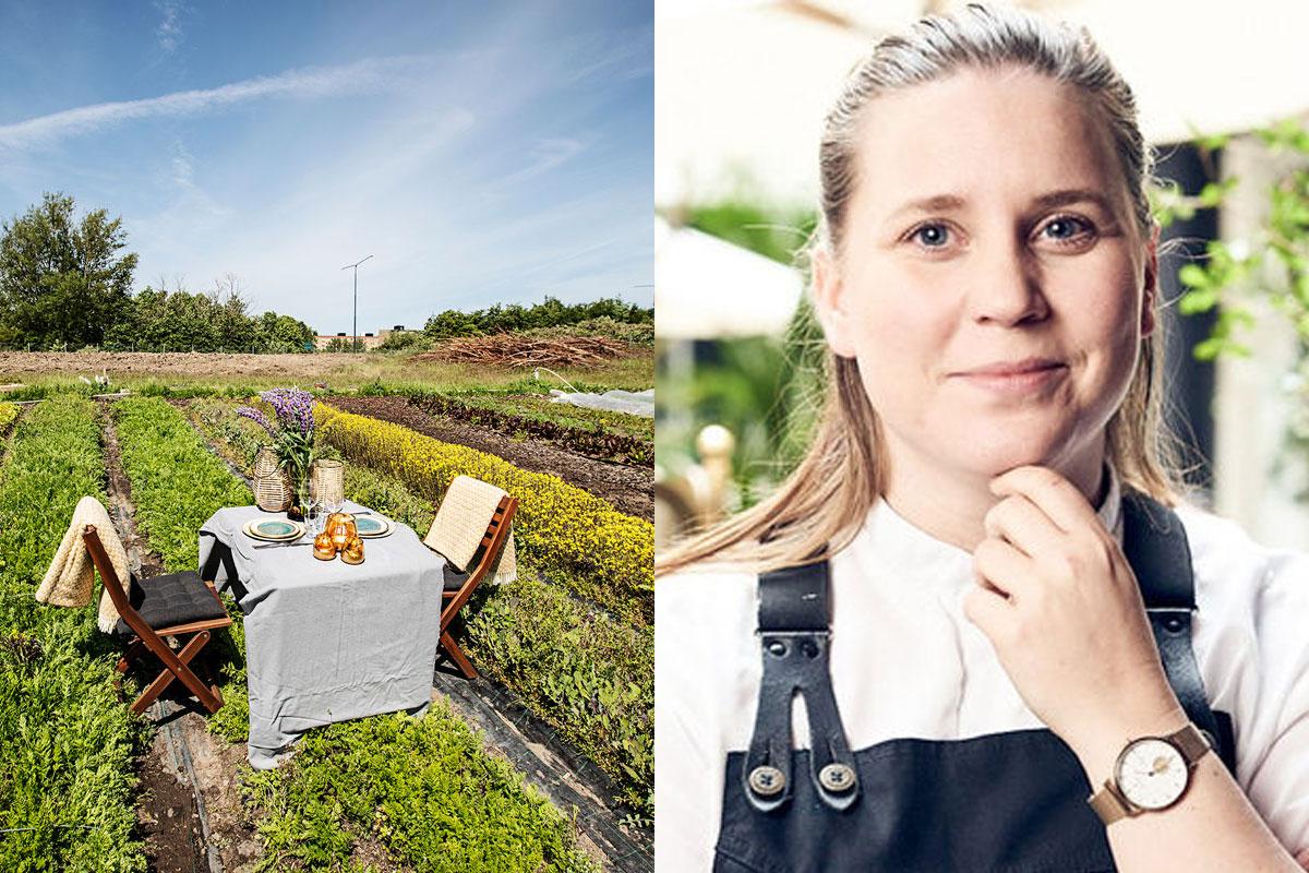 Farm to table med Frida Nilsson 2020.10.03