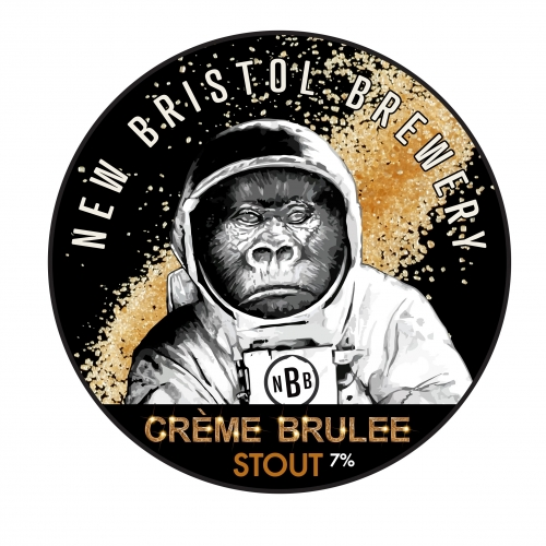 New Bristol Brewery Creme Brulee Stout