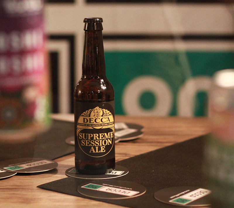 Portobello Brewing Co - DECCA Supreme Session