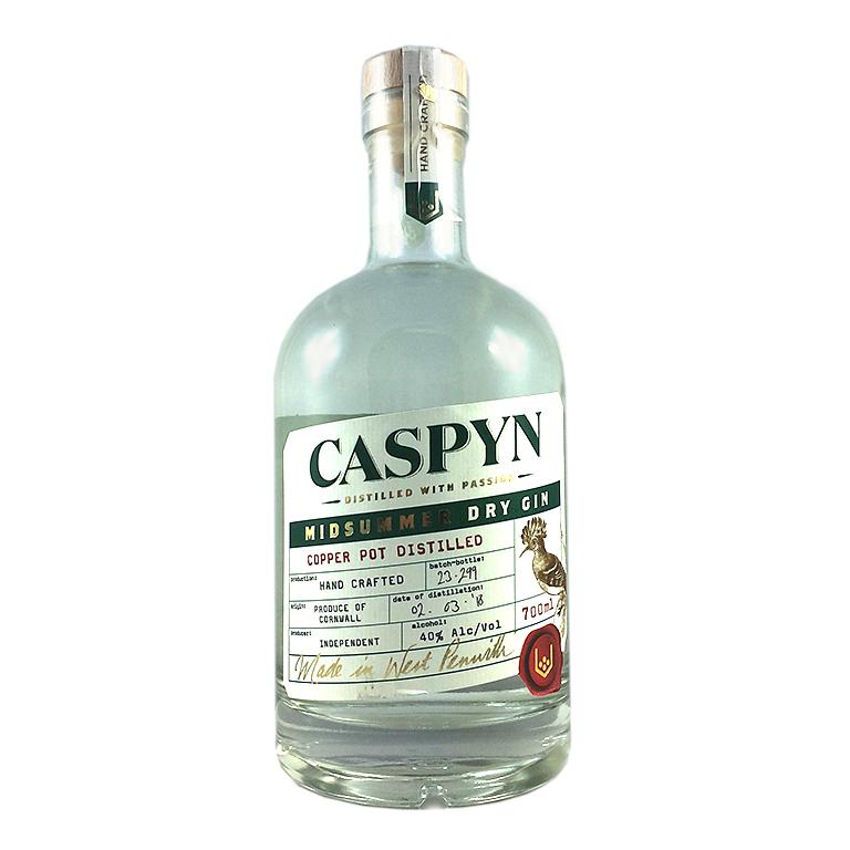 Caspyn Midsummer Dry Gin 70cl