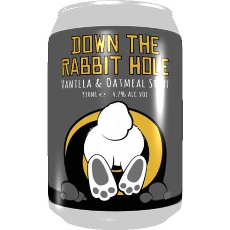 Jack Rabbit Down The Rabbit Hole