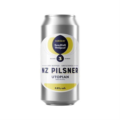 Verdant Seedfall Project NZ Pilsner