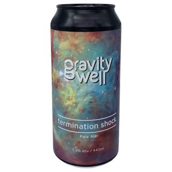 Gravity Well Termination Shock