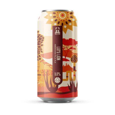 Brew York Lupu Lion
