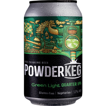 Powderkeg Green Light