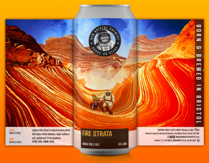New Bristol Brewery Fire Strata