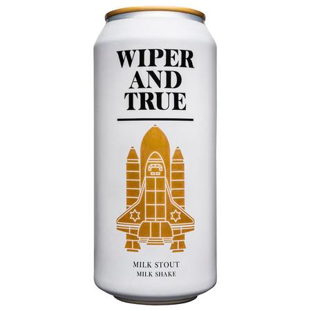 Wiper And True Milk Shake