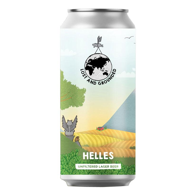 Lost & Grounded Helles