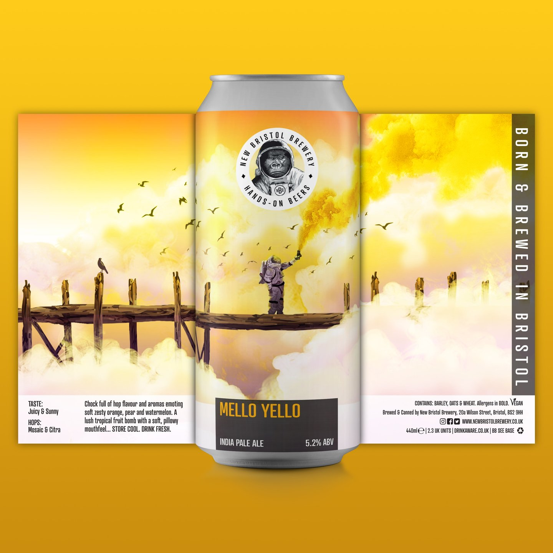 New Bristol Brewery Mello Yello