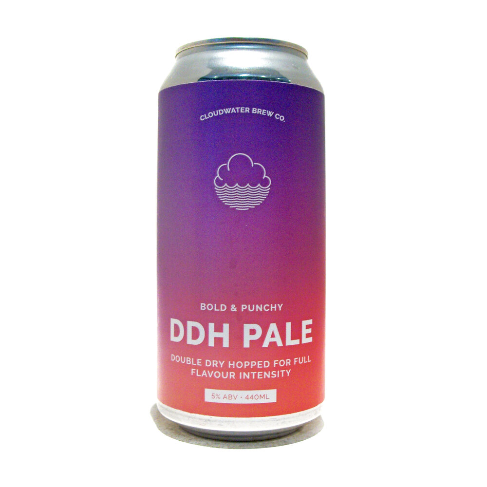 Cloudwater Brew DDH PALE