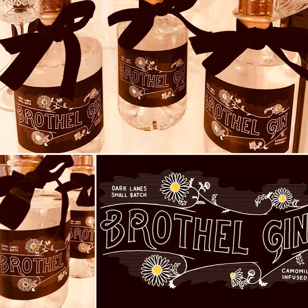 Brothel Gin Gift Set