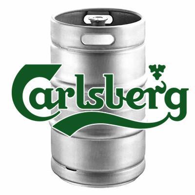 Carlsberg 50L Keg