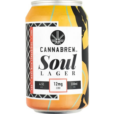 CannaBrew Soul Lager