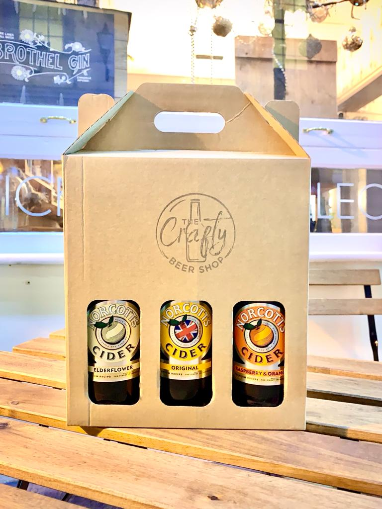 Cider Trio Pack