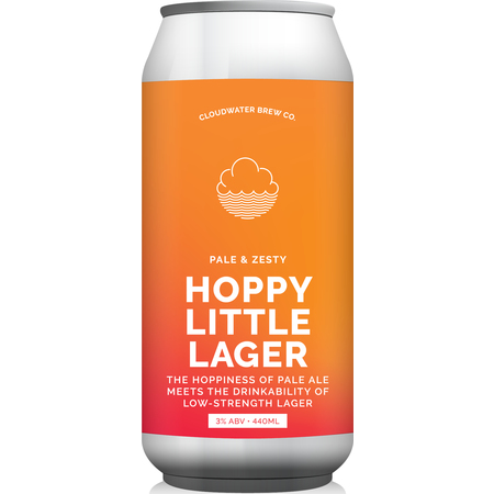 Cloudwater Hoppy Little Lager