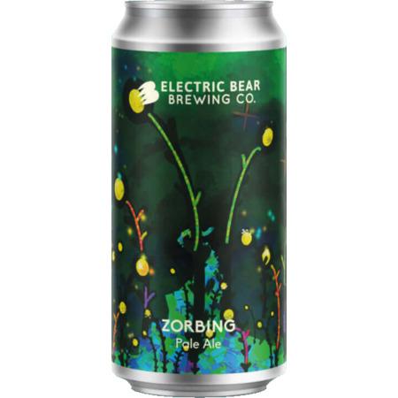 Electric Bear Zorbing